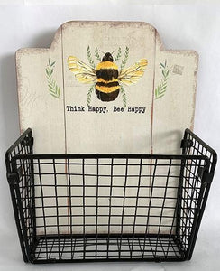 Bee Hanging Basket