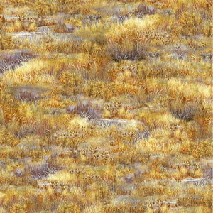 Grass Gold Fabric