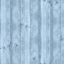 Load image into Gallery viewer, Wood Texture Blue Fabric