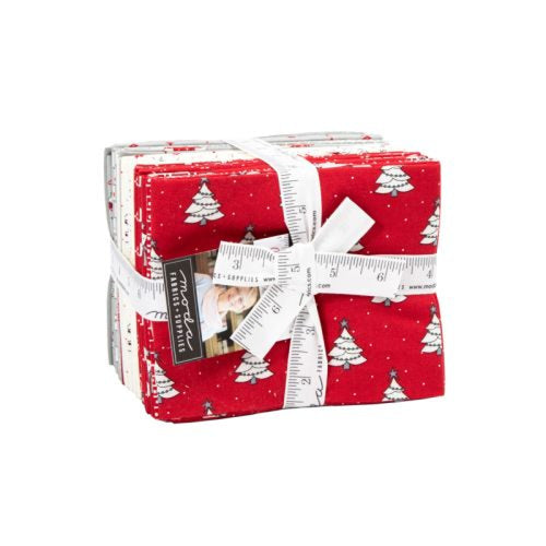 Country Christmas Fat Quarter Bundle