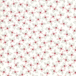 Holly - Winter White Fabric