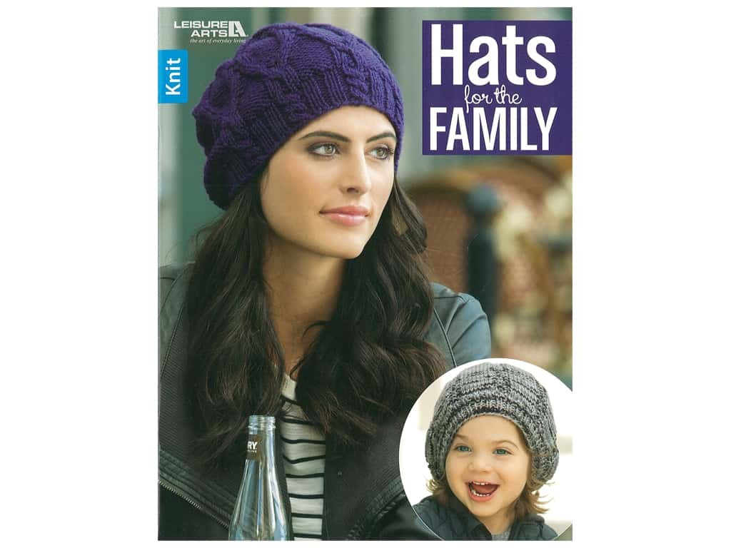 Hats For The Family Book