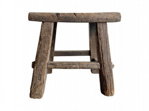 Old Mini Stool