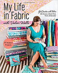 My Life In Fabric Book