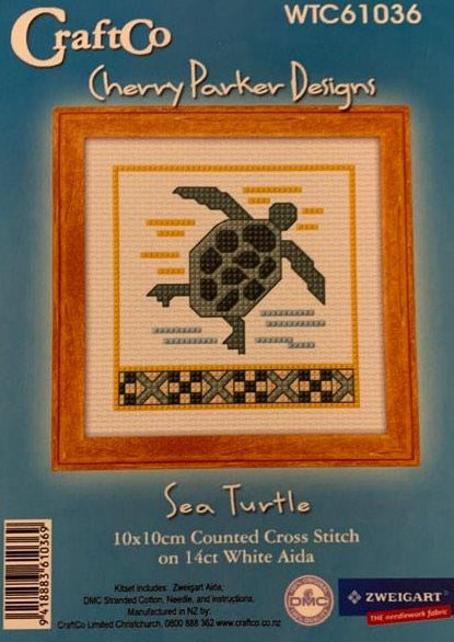 Sea Turtle Cross Stitch