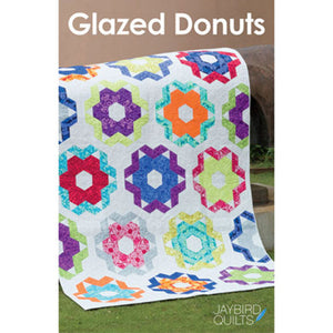 Glazed Donuts Pattern