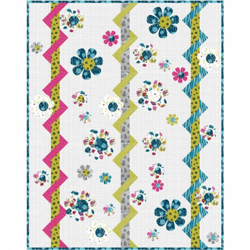 Summer Vine Quilt Pattern