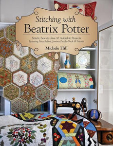 Stitching With Beatrix Potter Book