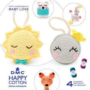 Happy Cotton Baby Love Pattern Book