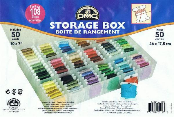 Floss Storage Box