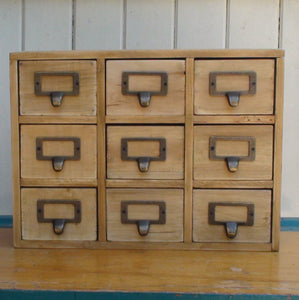 Zakka 9 Drawer Unit