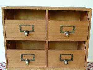 Storage 4 Drawers