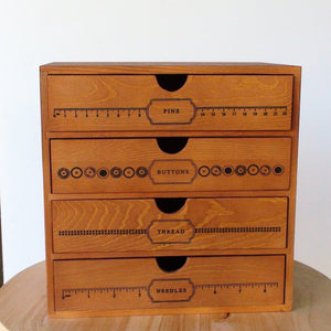 Haberdashery Drawers