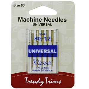 Universal Sewing Machine Needles