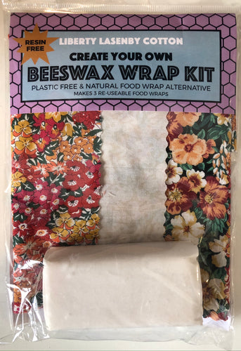 Beeswax Kit - Autumn Garden
