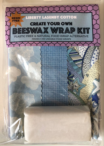 Beeswax Kit - Blue Skies #2