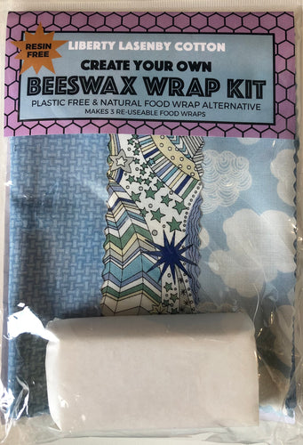 Beeswax Kit - Blue Skies