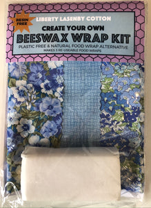 Beeswax Kit - Garden Blues