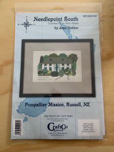 Needlepoint South Russel NZ