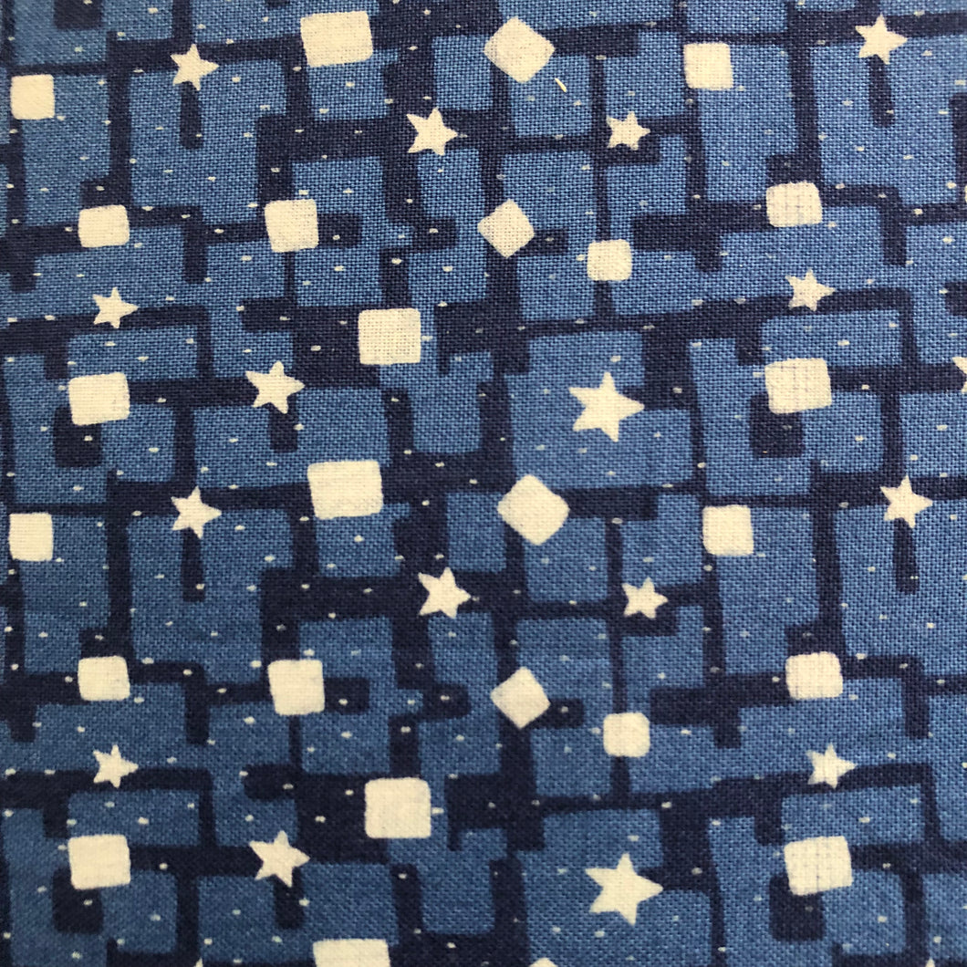 Liberty Cosmic Scatter Fabric