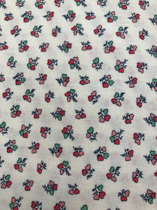 Liberty Heart Bouquet Fabric