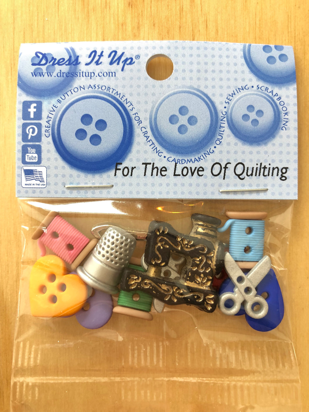 For the Love Of Quilting