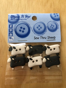 Sew Thru Sheep