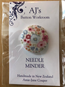 Needle Minder Pretty Floral Pattern