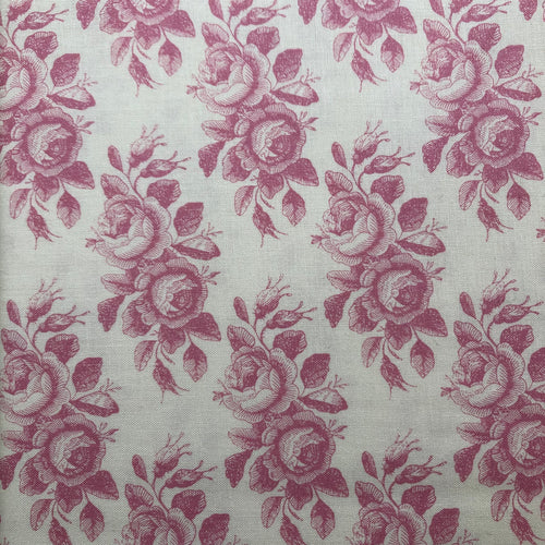 Old Rose Marry Pink Fabric