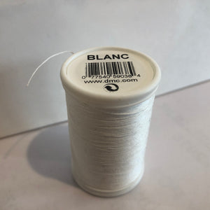 Quilting Cotton Thread BLANC
