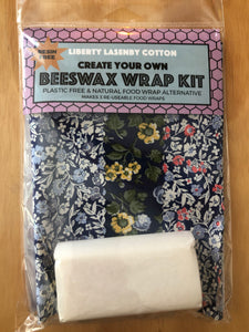 Beeswax Kit - Blue Garden