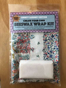 Beeswax Kit -  Pretty Floral Patterns