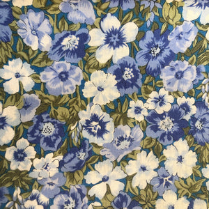 Liberty Peach Bloom Fabric - A