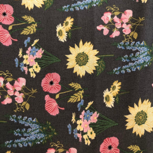 Poppie Cotton - Milly Fabric