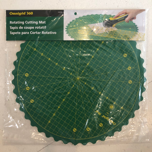 Omnigrid Rotating Cutting Mat