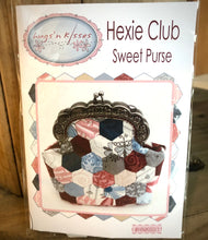 Load image into Gallery viewer, Hexie Club Sweet Purse