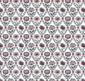 Liberty Kew Trellis Fabric