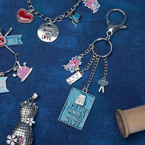 Key Chain Enamel