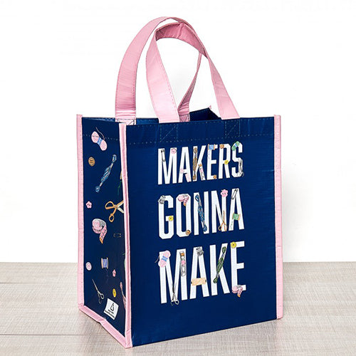 Tote rPET Bag – Makers Gonna Make