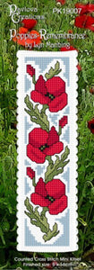 Poppies Remembrance Bookmark