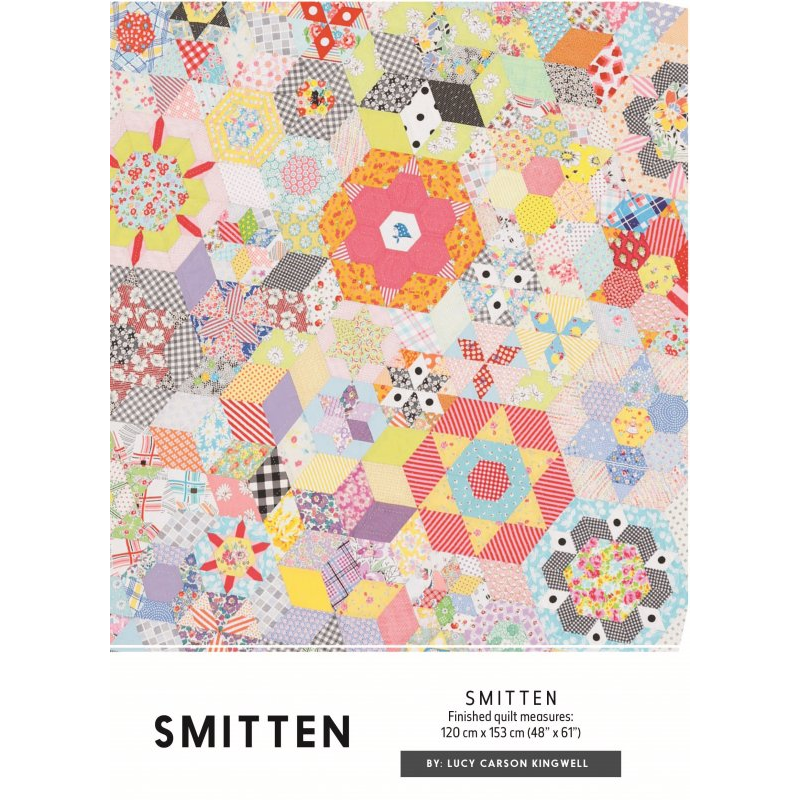 Smitten Paper Pieces Quilt Set