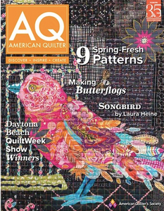 American Quilter May 2019