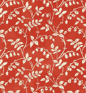 Temperance Small Flower Design Fabric