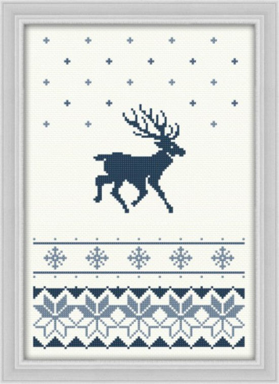 Winter Stag Sampler