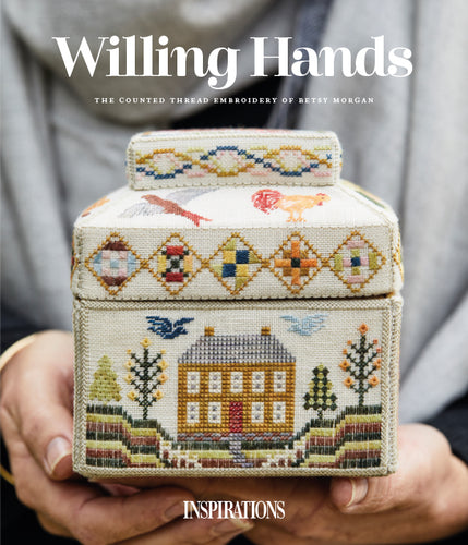 Willing Hands Book