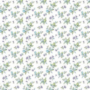 Botanica Fabric - Cream