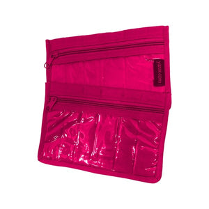 2pc Pouches Fuschia