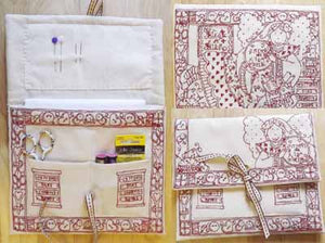 Stitching Angel Bag Pattern