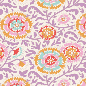 Birdpond Elodie Honey Fabric