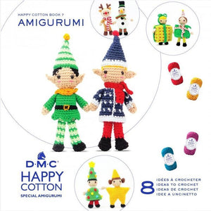 Happy Cotton Christmas Duos Pattern Book